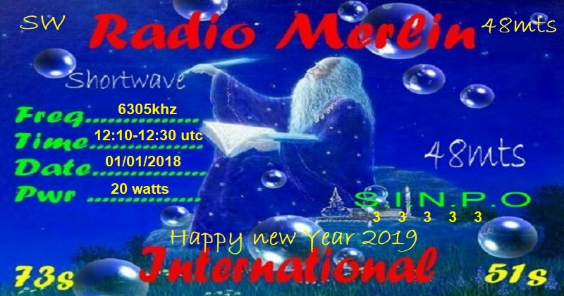 eQSL de R.Merlin Internationnal Series10