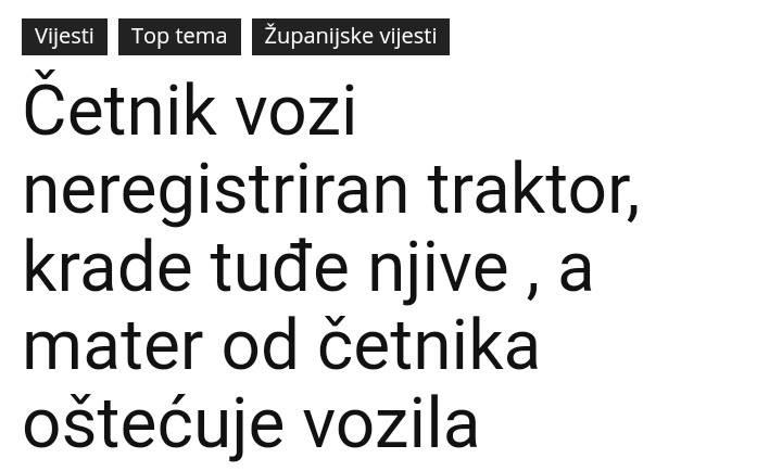 '''Urlali su 'tko je od vas Srbin', a onda je njih 20 cipelarilo nas četvoricu i jednu djevojku''' - Page 5 0d651410