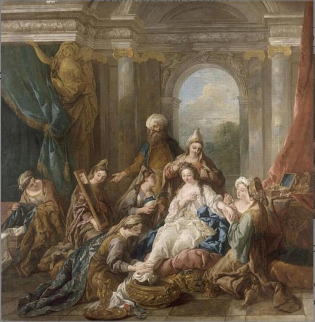 Arte. Le Louvre déménage. Centre de conservation de Liévin. Troy_t11