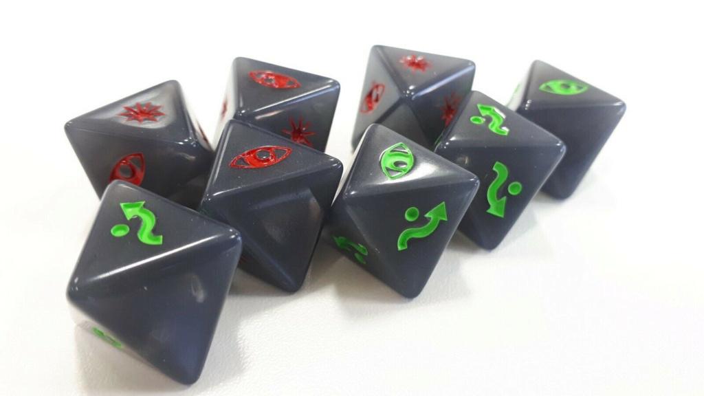 [Erledigt] 2019 Hyperspace Promo Würfel 4x rot 4x grün Hypers12