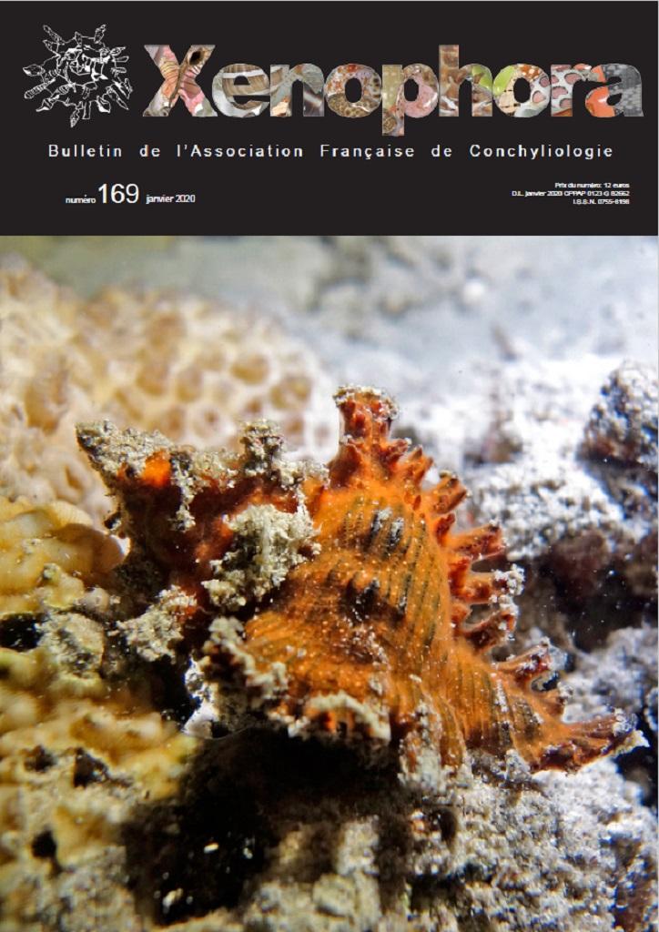 XENOPHORA N°169 & TAXONOMY N° 27 Xeno1612