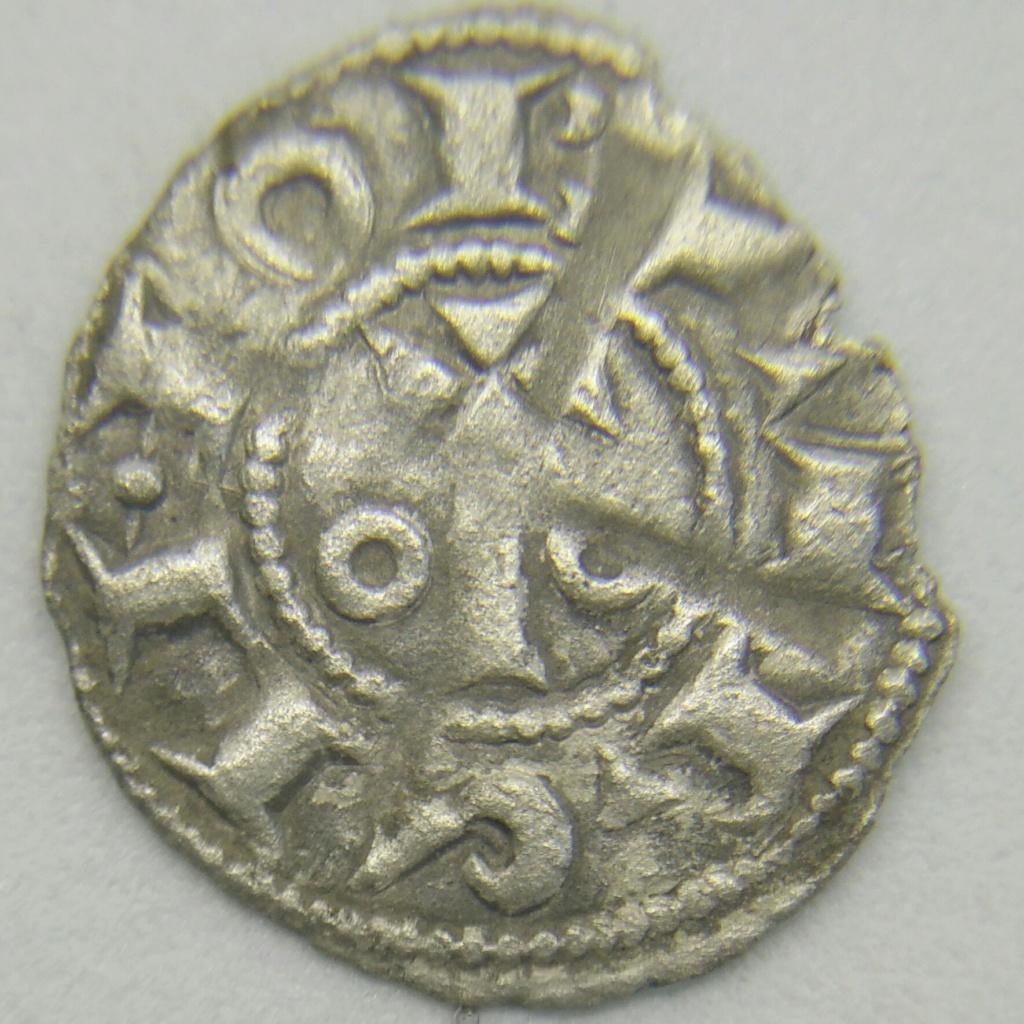 Dinero de vellón de Alfonso II (1162-1196) Barcelona Cay01810