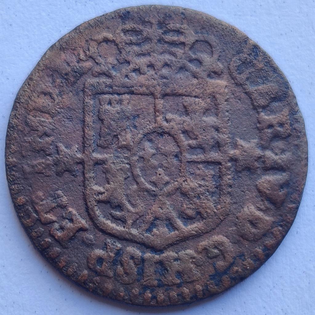 cuarto de Manila 1806 Carlos IV Cay13010
