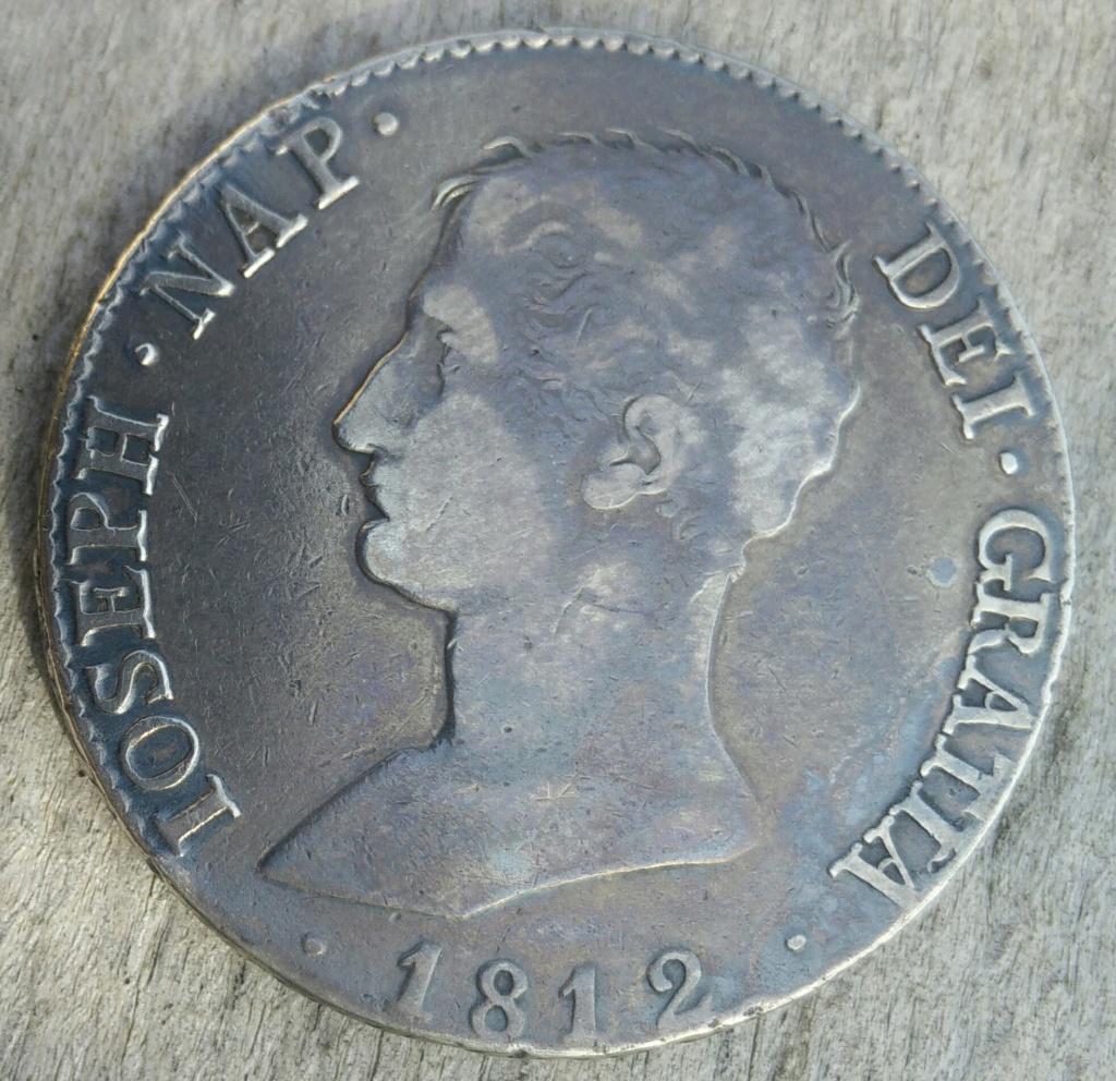 20 reales de José Napoleón 1812 Cay14711