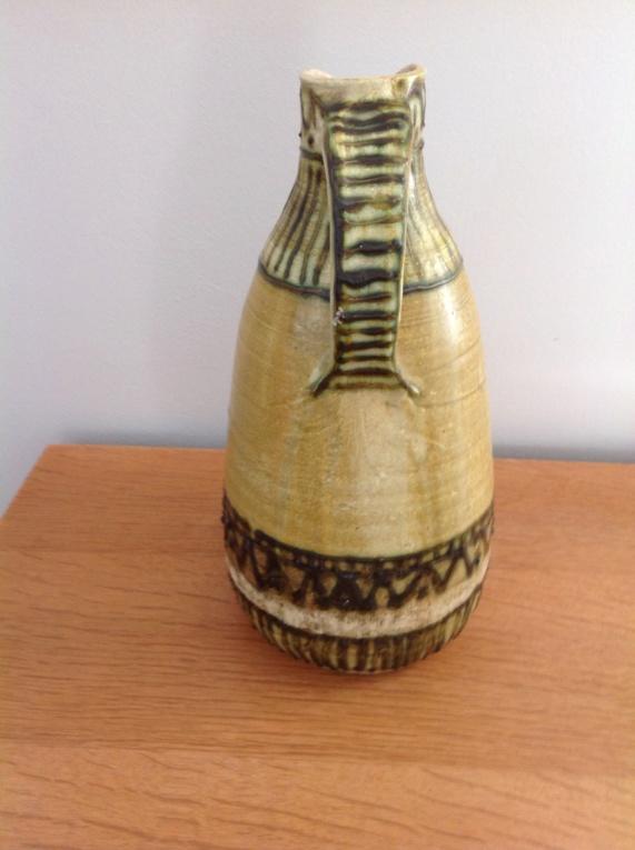Stoneware pitcher Img_2317