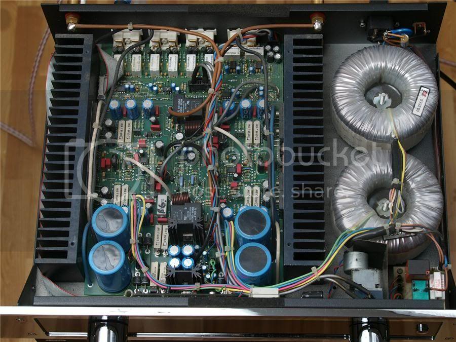Amplificadores integrados con doble trafo - Página 2 Before10