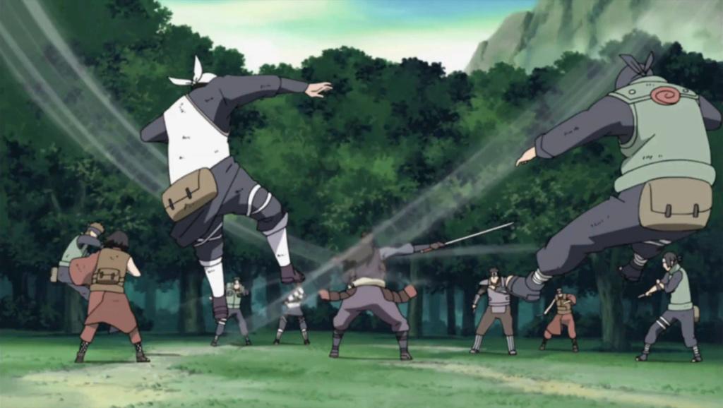 [CS - QUARTAS] Zoro vs Akachi (Kumo vs Uzushio)! Tatewa10
