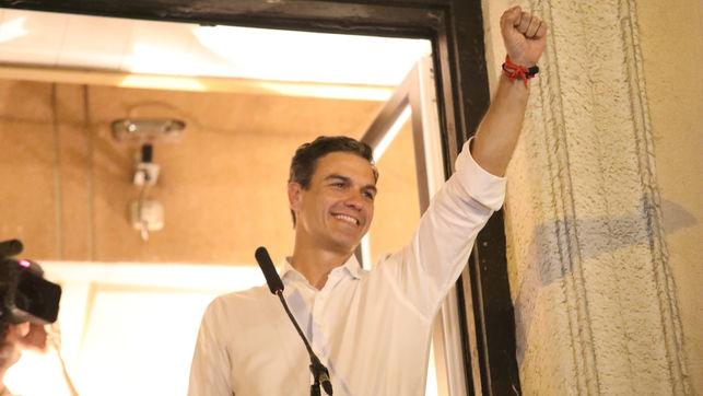 [EFE] Elecciones Generales: Pedro Sánchez…del Hundimiento a la Gloria Pedro-10
