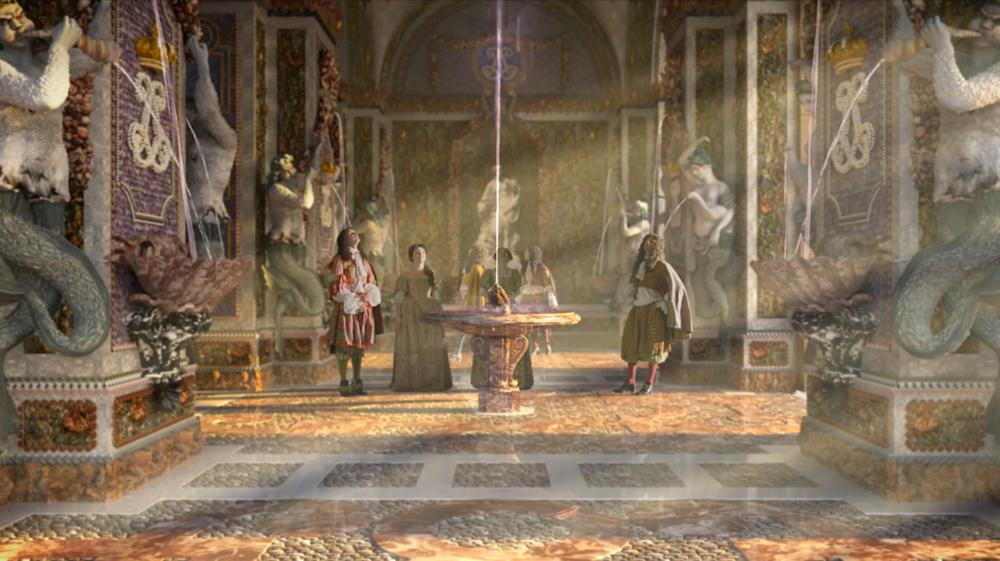 """""""Versailles : le palais retrouvé du Roi-soleil"""", lumineux documentaire  00_13_10"""