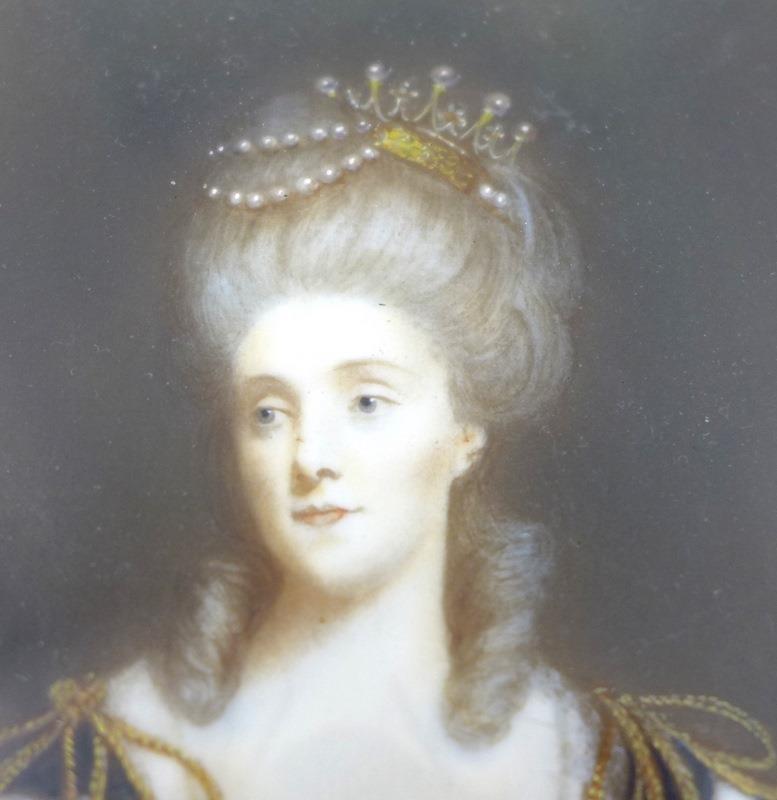 A vendre: miniatures de Marie Antoinette? - Page 7 11001411