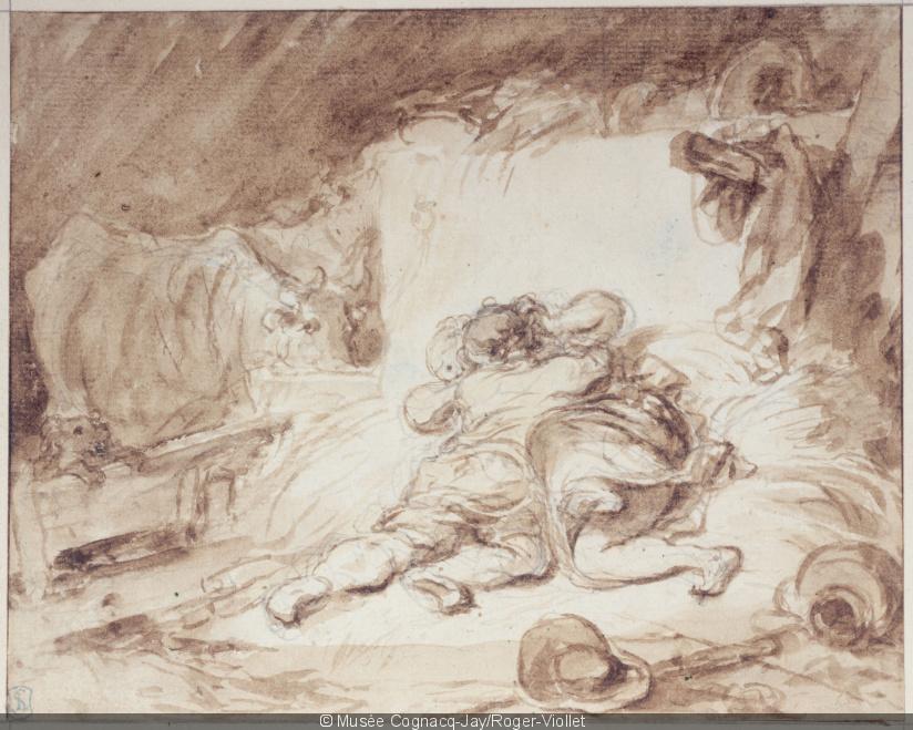 Exposition : L'Empire des sens, de François Boucher à Jean-Baptiste Greuze, au musée Cognacq-Jay 50360210