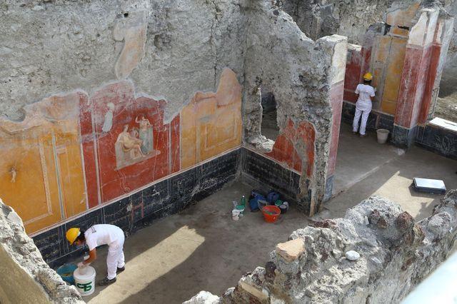 Pompéi, Herculanum, les découvertes sous le volcan - Page 2 640_ge16
