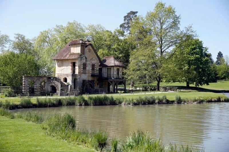 Le hameau de la Reine, ou Les étranges errances urbanistiques de l'Ancien Régime finissant 838_ge10