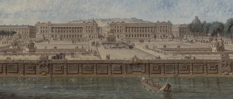 Promenade du Louvre royal à la Concorde républicaine File-214