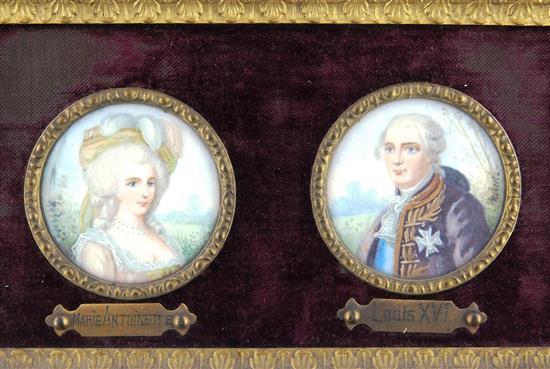 A vendre: miniatures de Marie Antoinette et de ses proches - Page 14 H0150-10