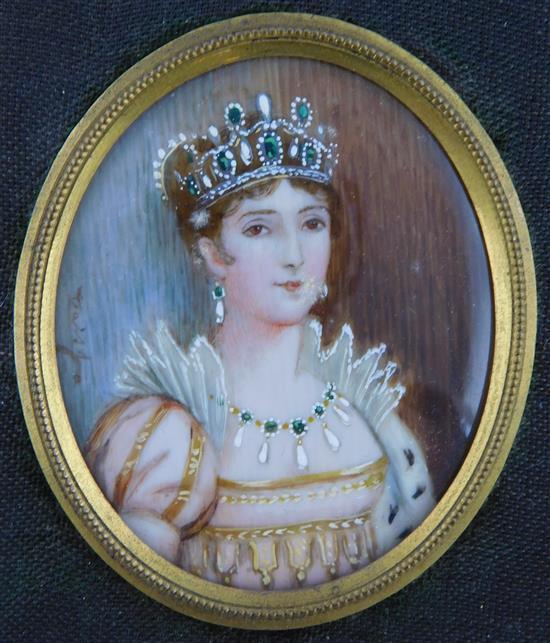 A vendre: miniatures de Marie Antoinette et de ses proches - Page 14 H0150-11