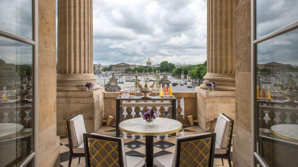 L'hôtel de Crillon et son Salon Marie-Antoinette Hotel-10