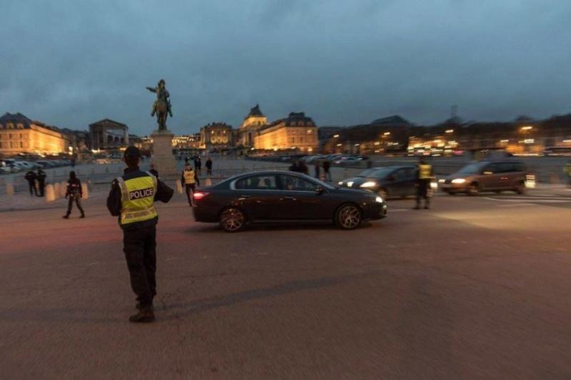 Macron investit Versailles Photo-10