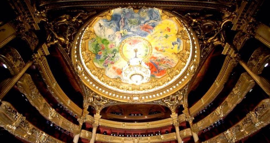 Un air d'Italie. L'Opéra de Paris de Louis XIV à la Révolution Plafon10