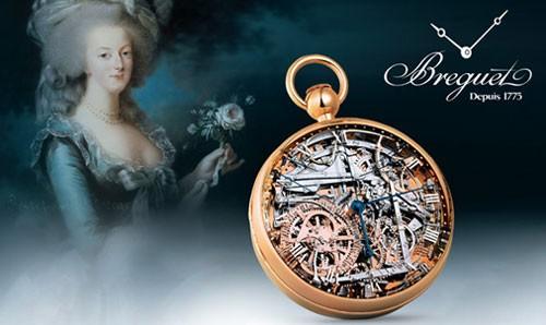Marie-Antoinette et les montres Bréguet Pp14810