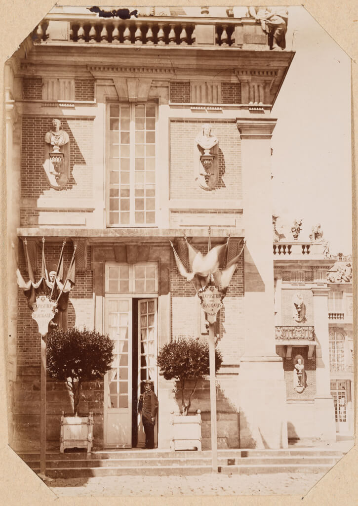 Carnets de Versailles - Hommage aux poilus du château Sib412