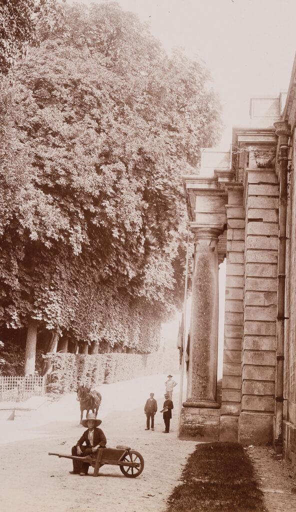 Carnets de Versailles - Hommage aux poilus du château Sib413