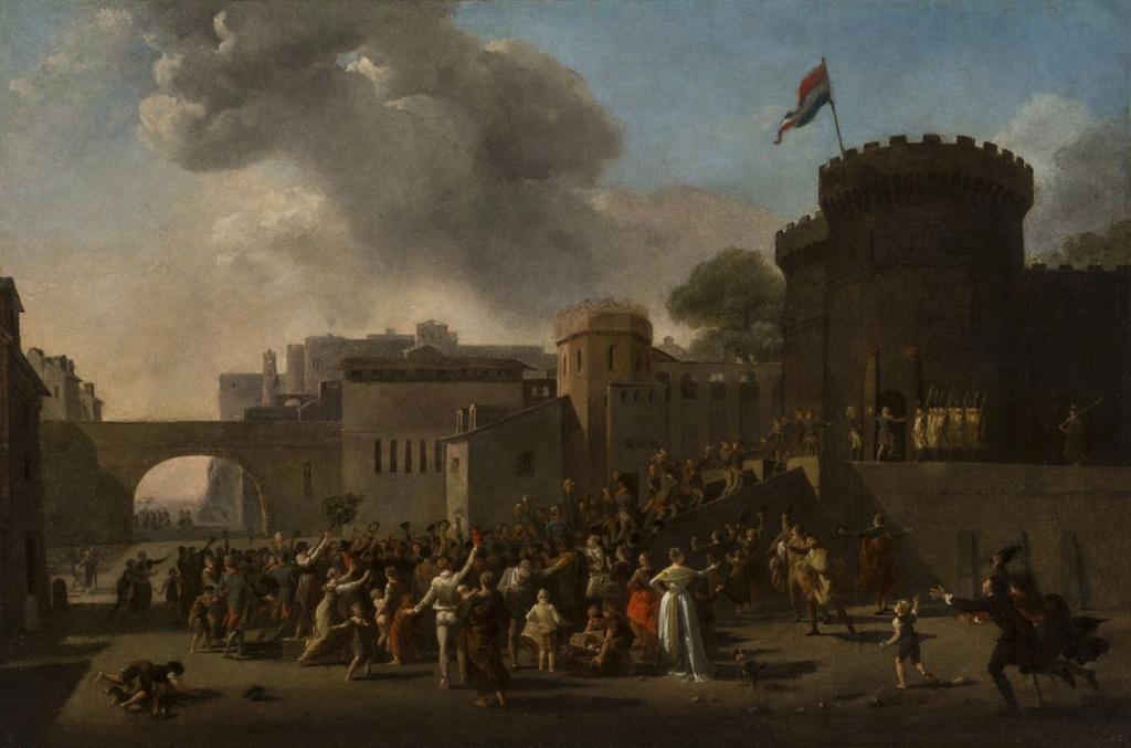 Le musée de la Révolution à Vizille - Page 2 Taunay10