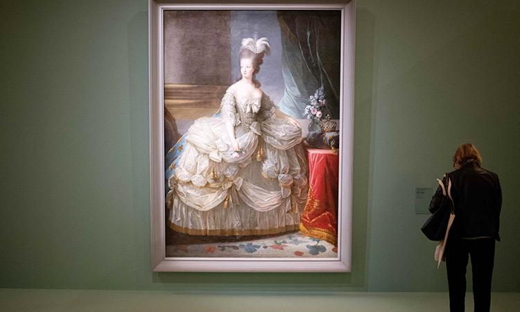 « Marie-Antoinette, Métamorphoses d'une image » - Page 2 Zfer20