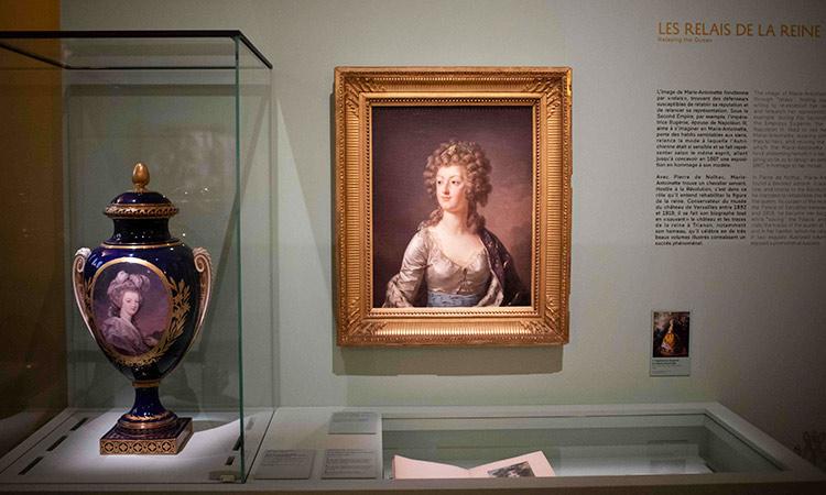 « Marie-Antoinette, Métamorphoses d'une image » - Page 2 Zfer25