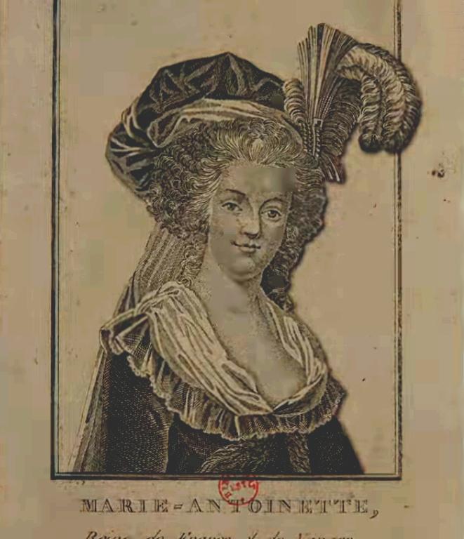 Marie-Antoinette au livre en robe bleue - Page 3 Zlougr14