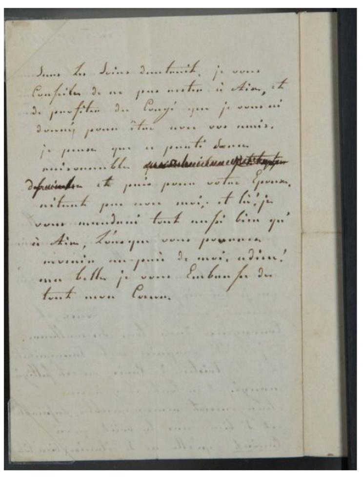 lettres de la princesse de Lamballe Zzzz11