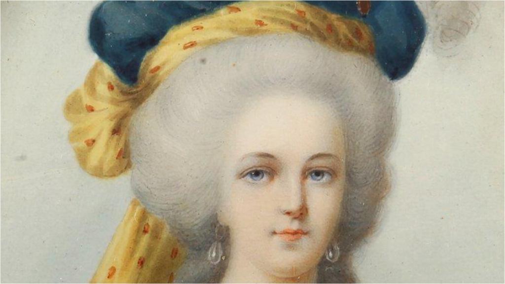 Marie-Antoinette au livre en robe bleue - Page 4 Zzzz26