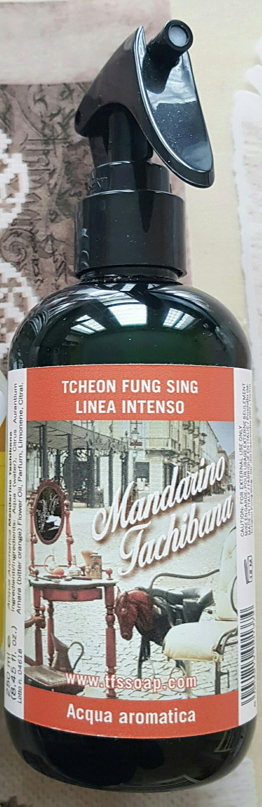 Eau aromatisée TFS - Tcheon Fung Sing Img_1157