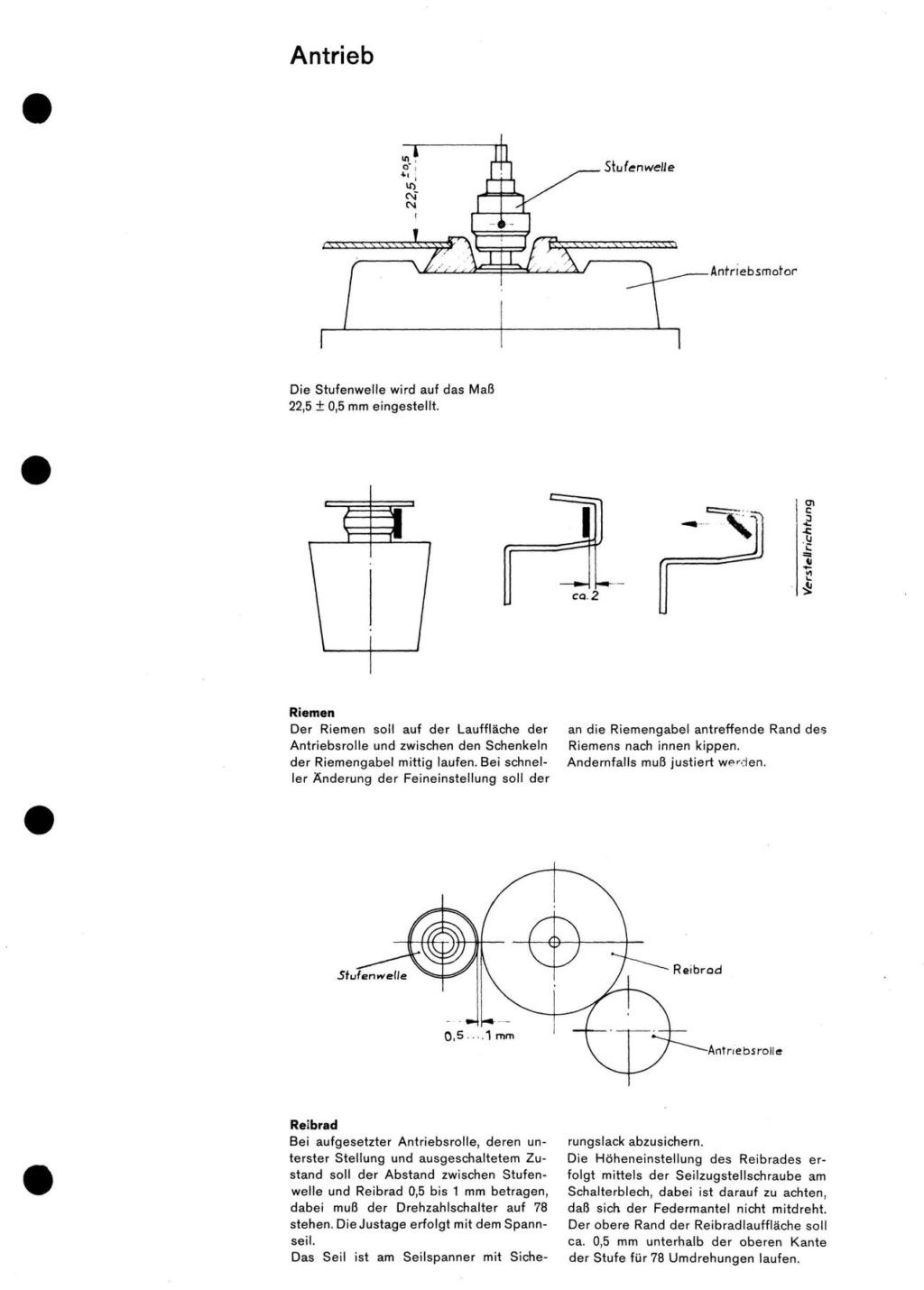 BRAUN PS500 Manual10