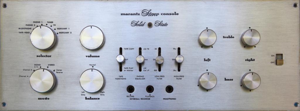 El mejor amplificador de auriculares hasta la fecha Maranz10