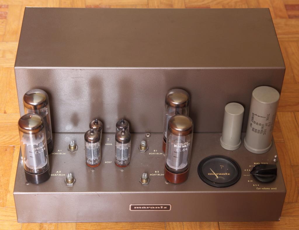 Cuantos con amplificadores de válvulas - Página 2 Maranz16