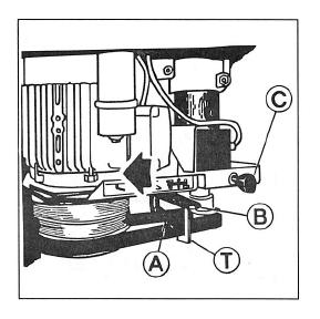 modification poulie moteur Kity 609A Moteur10