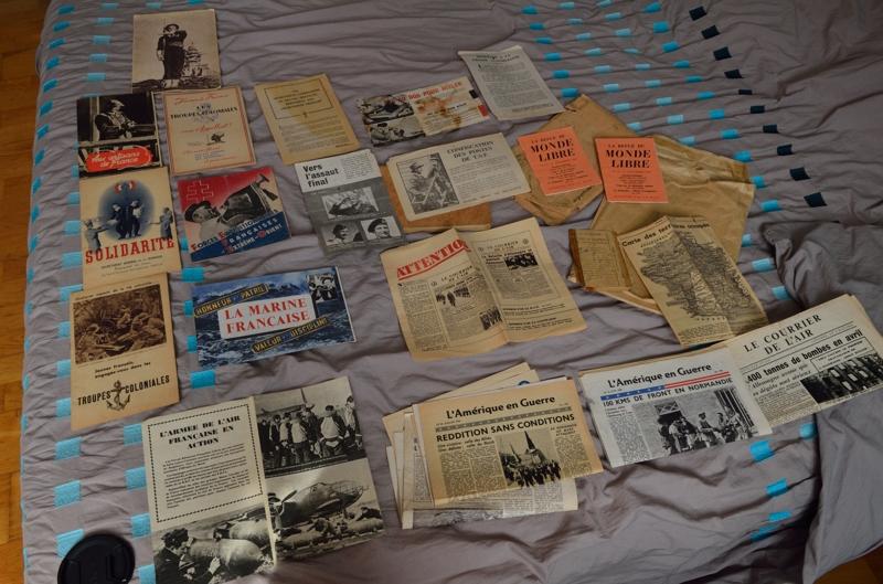 Divers documents WW2 (essentiellement presse clandestine) Dsc_0110