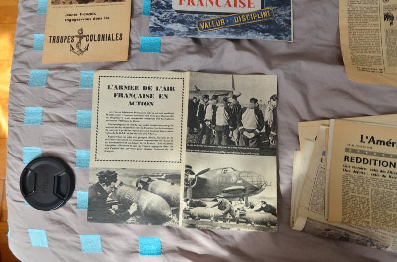Divers documents WW2 (essentiellement presse clandestine) Dsc_0111