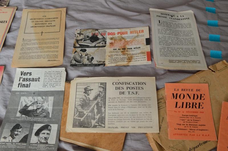 Divers documents WW2 (essentiellement presse clandestine) Dsc_0114