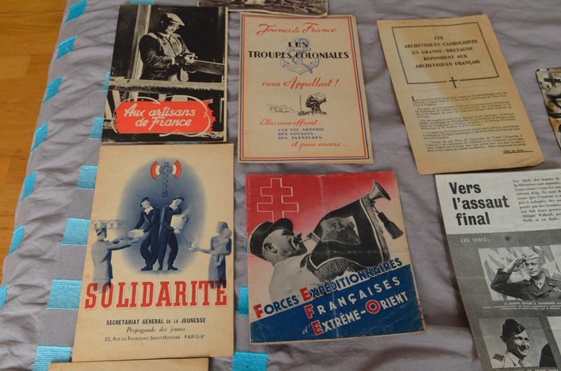 Divers documents WW2 (essentiellement presse clandestine) Dsc_0117