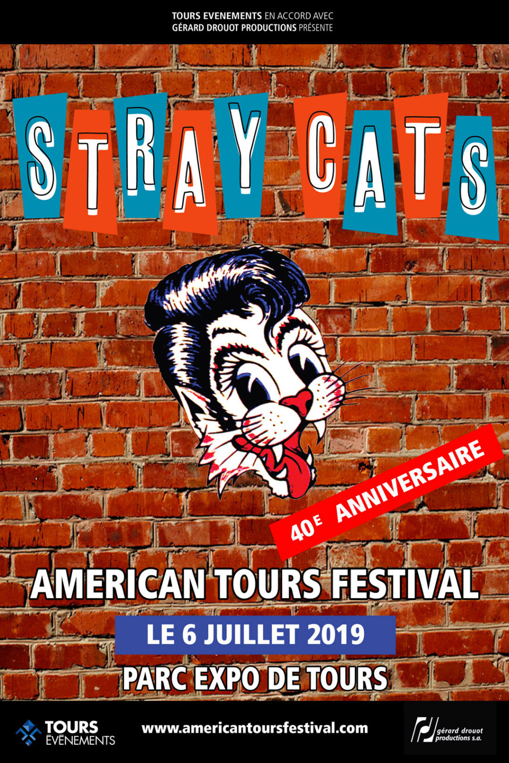 American Tours festival 2019 Stray-10