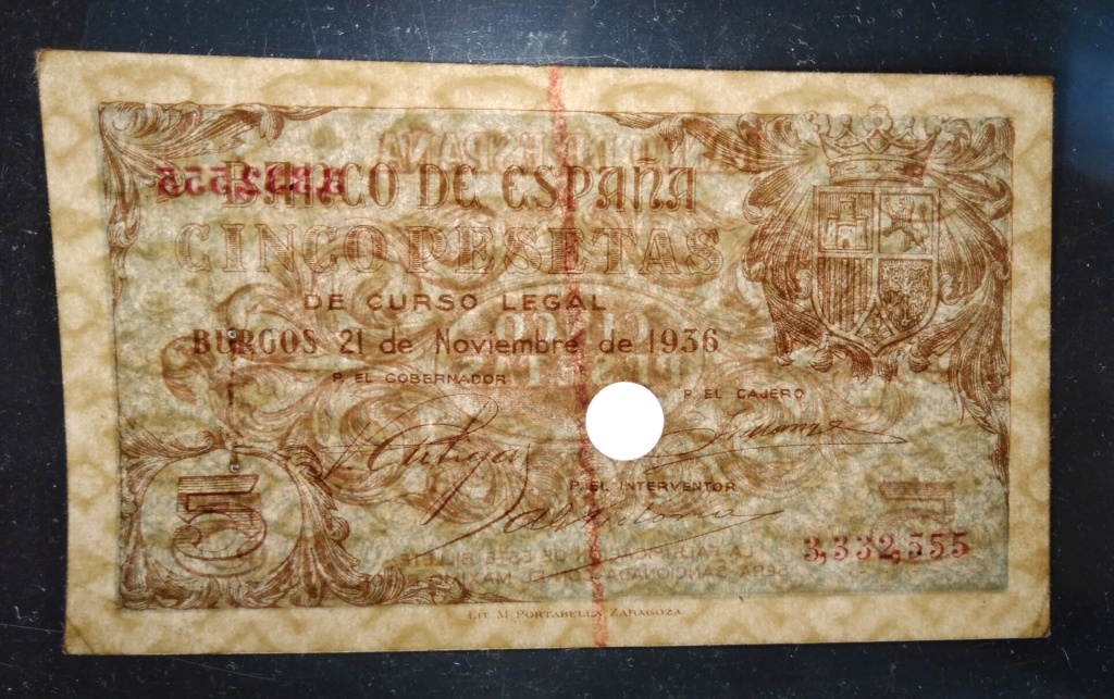 5 pesetas 1936 Burgos con taladro Img_2017