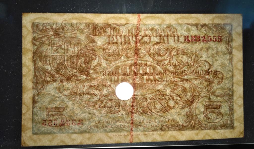 5 pesetas 1936 Burgos con taladro Img_2018