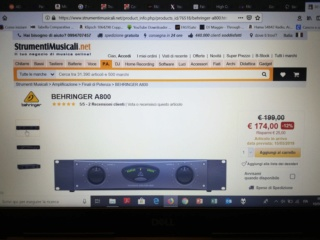 Behringer A800 (2x400W o 1x800W in classe D) - Pagina 4 Img_2013