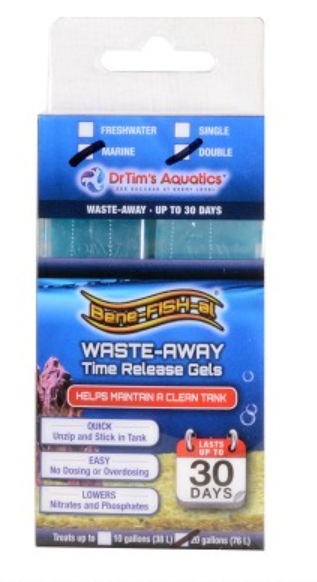 Ready stock 1. Dr Tim's Waste Away Time Release Gel Double (60 gal) Bacteria 88146310