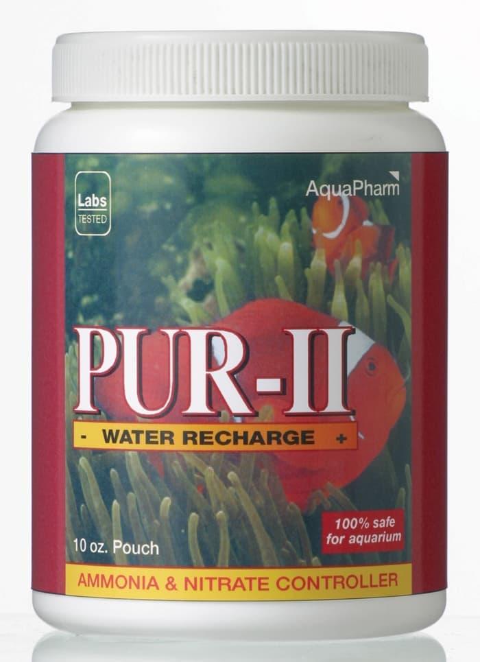 Ready stock  1. Aquapharm PUR II - Riset Grade Carbon 10 Oz (penurun nitrate & amonia) 88146325
