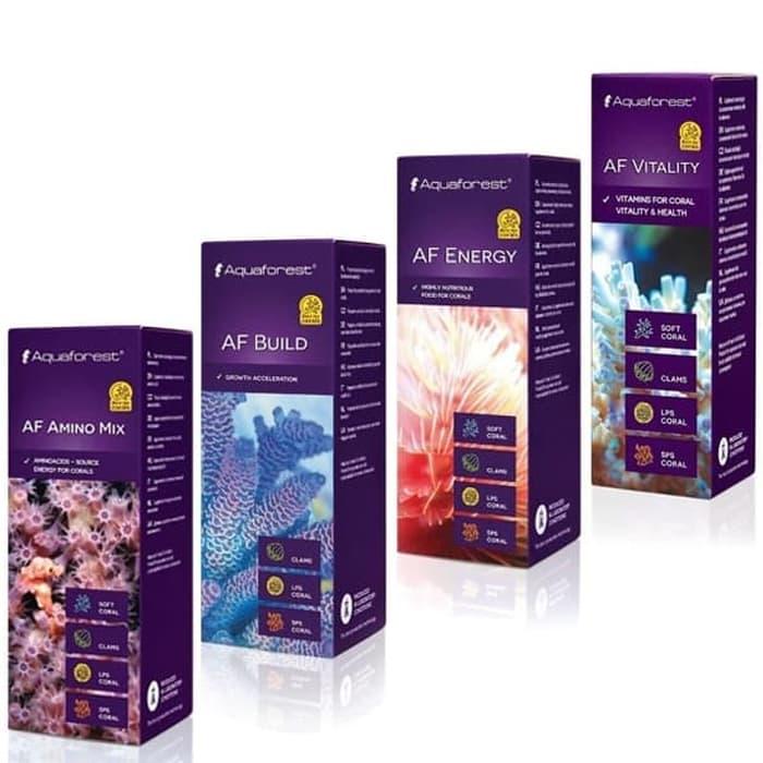 Paket coral color AF build, Amino mix, energy dan vitality 50 ml 88146339