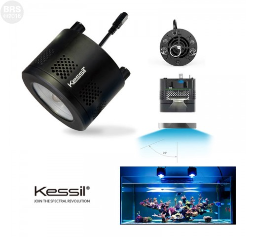 Ready Stock  1. Lampu Aquarium Premium Kessil A 360 tuna blue  Kessil10