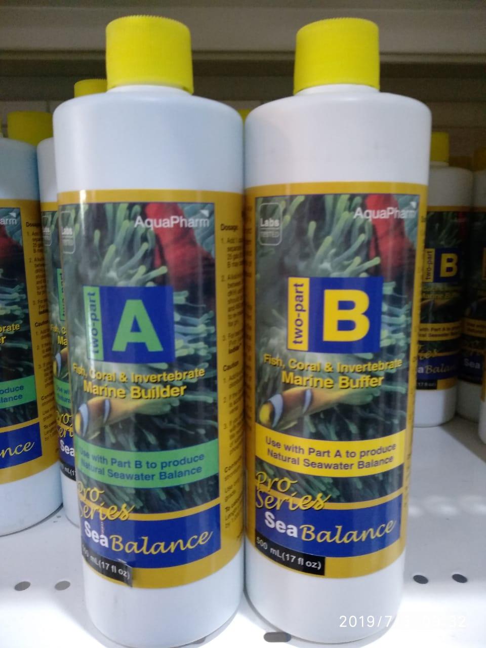 Aquapharm sea balance A dan B  Whatsa40